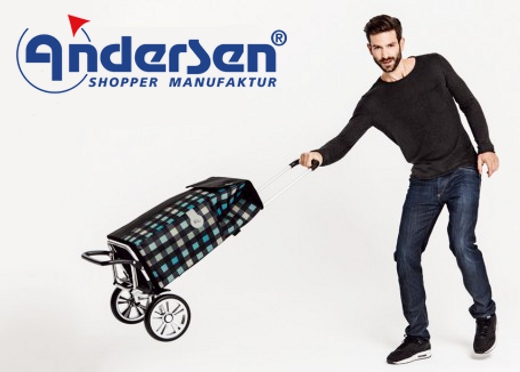 Andersen Einkaufswagen