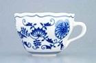 Zwiebelmuster Porzellan - Tassen und Untertasse
