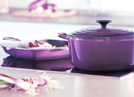Letzte Chance: Le Creuset Ultra Violet