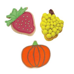 Ausstecher Obst & Gemüse