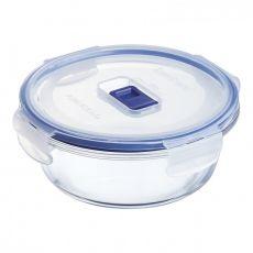 Luminarc Pure Box Glasbehälter + Deckel 670 ml rund