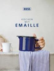 Kochen mit Emaille von Riess