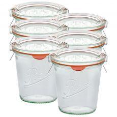 REX Sturzglas 290ml - 6 Stück