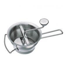 Küchenprofi Passiergerät Profi mit 4 Scheiben