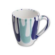 Gmundner Keramik Wasserfall Frühstücksbecher Max (0,3L)