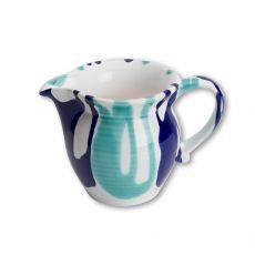 Gmundner Keramik Wasserfall Milchgießer glatt (0,3L)