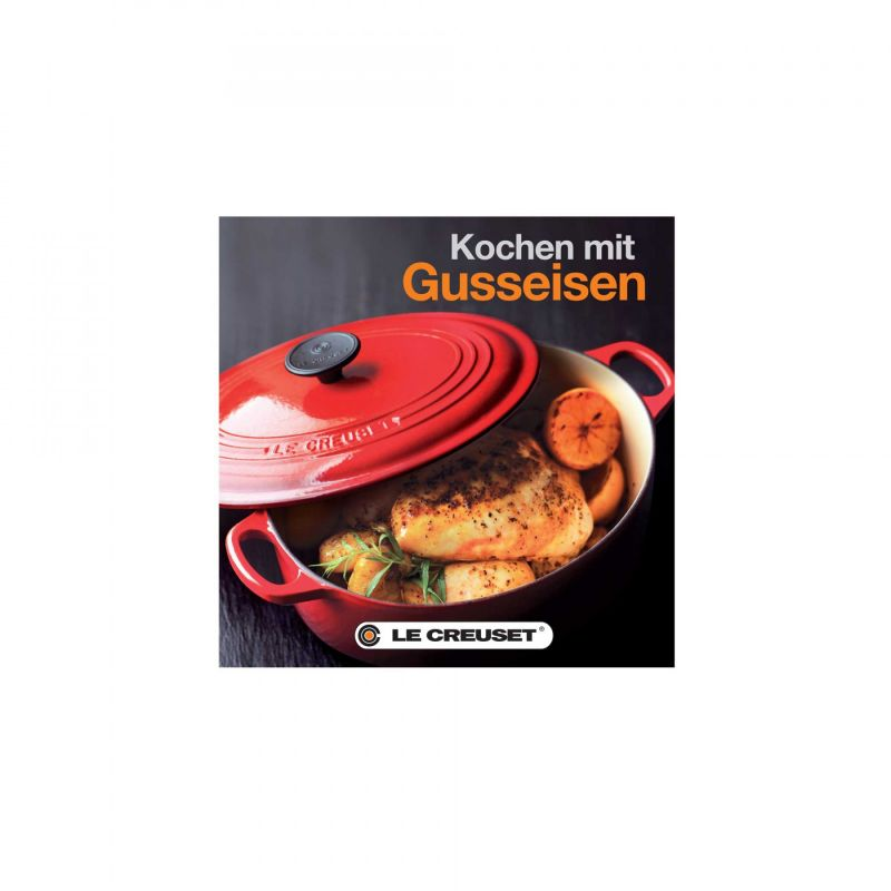 le creuset kochbuch kochen mit gusseisen. Black Bedroom Furniture Sets. Home Design Ideas