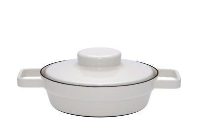 riess aromapots pfanne mit deckel 20cm light grey. Black Bedroom Furniture Sets. Home Design Ideas
