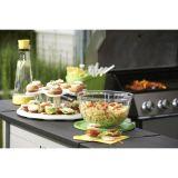 Emsa SUPERLINE Salatschalen mit Deckel 2er Set