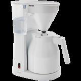 Melitta Easy Therm Filterkaffeemaschine weiß