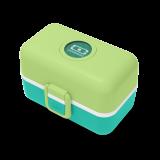 Monbento MB Tresor für Kinder Lunchbox Green Apple