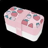 Monbento MB Original Lunchbox Graphic Strawberry