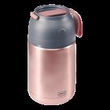 Lurch Thermo-Pot Edelstahl rosa-metallic - 680ml