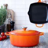 Le Creuset Bräter oval 27cm 4,1l - in 5 Farben