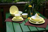 Lilien-Porzellan Daisy Schüssel Vanille - 15cm