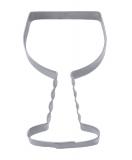 Städter Ausstecher Weinglas Franken