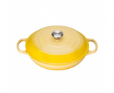 Le Creuset Gourmet-Profitopf 30cm 3,5l - in 11 Farben