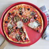 Emile Henry Pizza-Stein 37 cm - in 2 Farben