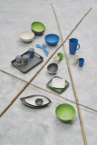 magu Natur-Design Salatbesteck - in 3 Farben