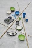 magu Natur-Design Brotkasten Schiefer mit Bambusholzdeckel