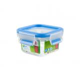 Emsa CLIP & CLOSE Frischhaltedose quadratisch 0,25L