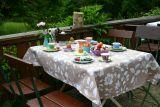 Lilien-Porzellan Daisy Espressotasse 10 mit Untertasse 6er Set