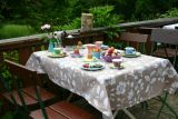 Lilien-Porzellan Daisy Teetasse 18 mit Untertasse 6er Set