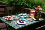 Lilien-Porzellan Daisy Teller flach 19 cm 6er Set