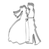 Städter Präge-Ausstecher Brautpaar