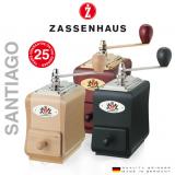 Zassenhaus Kaffeemühle - Buche schwarz