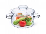 Simax Nyko Pot Glastopf mit Deckel - in 3 Größen