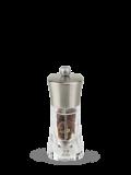 Peugeot Ouessant  Chilimühle aus Edelstahl und Acryl 14 cm