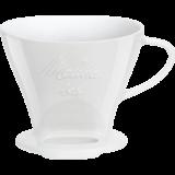 Melitta Kaffeefilter 1x4 Porzellan - 2 Farben