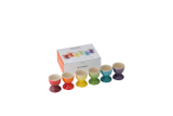 Le Creuset Rainbow Collection Eierbecher 6er Geschenkset